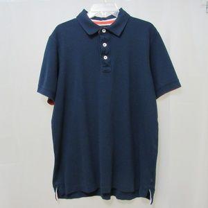 Boden Navy Blue Men's Polo Shirt